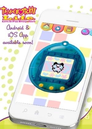 Bandai diz que vai lançar em breve versão para smartphone do bichinho virtual Tamagotchi - Reprodução