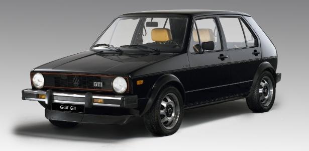 Volkswagen Golf, desenhado pelos Giugiaro, designers italianos que completam 45 anos de história  - Divulgação