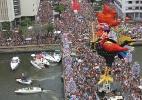 SP é o Estado que mais manda turistas para o Carnaval de Recife (Foto: Aldo Carneiro/Futura Press)