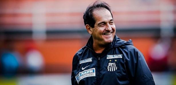 Muricy Ramalho está chateado com os torcedores brasileiros que criticam Neymar - Leandro Moraes/UOL