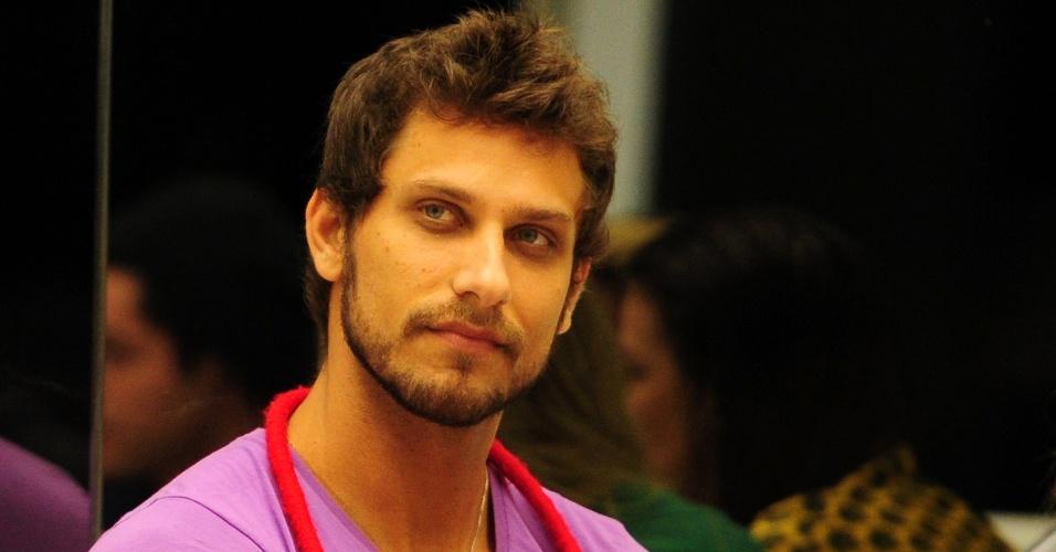 10.fev.2013 - Eliéser foi indicado por Nasser após atender o Big Fone