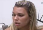 """Se voltar do paredão, Marien diz que Kamilla será """"insignificante"""" - Reprodução/Globo"""