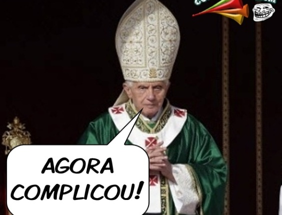 Corneta FC: Após renúncia, Papa acerta com o Vasco prometendo milagre