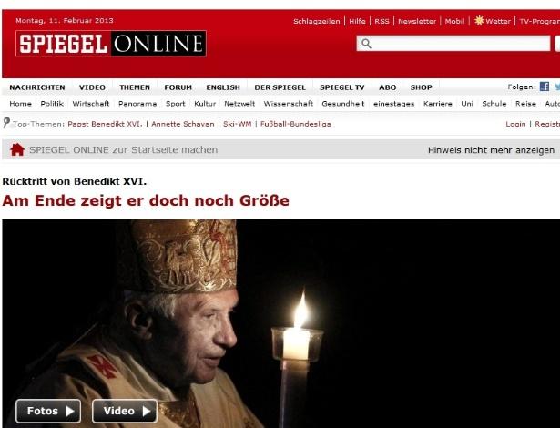 Site alemão