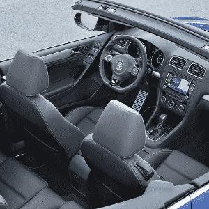 Volkswagen Golf R Cabrio - Divulgação