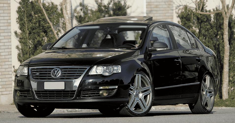Volkwagen Passat 2007 ganha toques esportivos e som pesado - Fullpower - Luciano Falconi/Fullpower