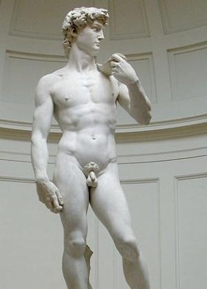 Davi de Michelangelo - Rico Heil/Wikimedia Commons