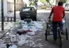 As pessoas não iam embora, diz Comlurb para explicar acúmulo de lixo no Rio no Carnaval (Foto: Carlão Limeira/UOL)