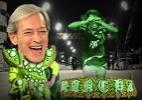 Buemba! Buemba! Palmeiras é rebaixado no Carnaval! - Arte UOL