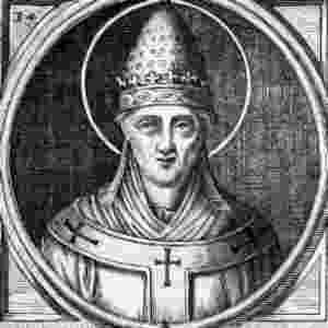 14.fev.2013 - 8º: O papa italiano Silvestre 1º teve um mandato de 21 anos, 11 meses e um dia, do ano 314 a 335 - Skepticism.org/Reprodução