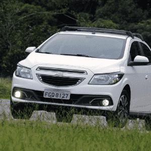 Chevrolet Onix LTZ - Murilo Góes/UOL