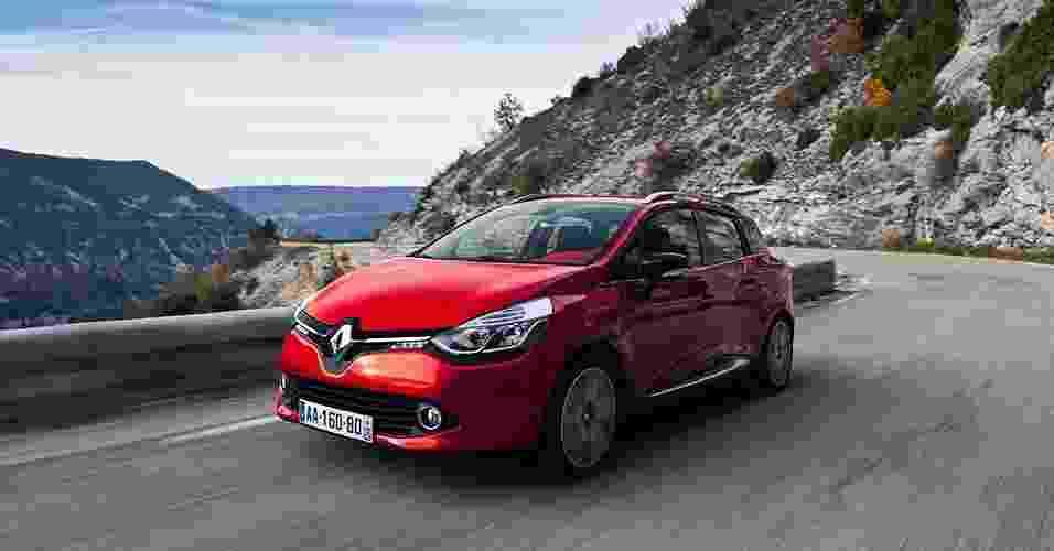 Renault Clio Estade 2013 - Divulgação