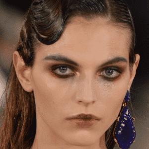 Semana de moda de Nova York - Getty Images/Montagem UOL