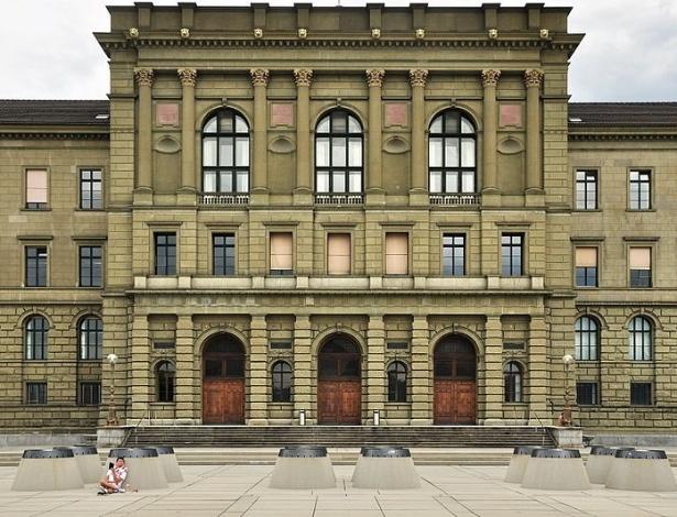 ETH Zürich ? Instituto Federal Suíço de Tecnologia Suíço em Zürich
