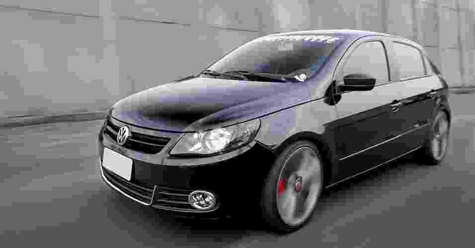 Volkswagen Gol G5 mexido - Luciano Falconi/Fullpower