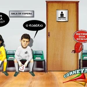 Corneta FC: O final de semana não foi fácil para os goleiros