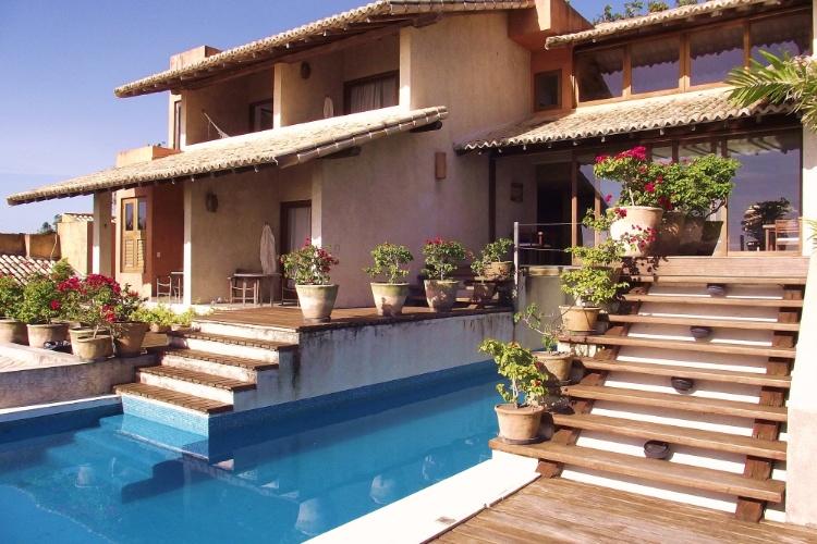 Em Arraial D'Ajuda, balneário vizinho de Porto Seguro, o Maitei tem 17 quartos e é um dos sete hotéis da Bahia indicados pelo guia de luxo Condé Nast Johansens na edição de 2013