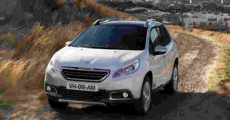 Peugeot 2008 2014 - Divulgação
