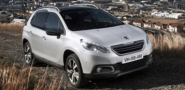 Peugeot mostra o 2008 em seu visual final para a Europa - Divulgação