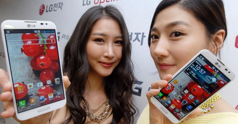 smartphone Optimus G Pro da LG
