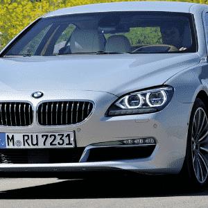 BMW Série 6 Gran Coupé - Divulgação