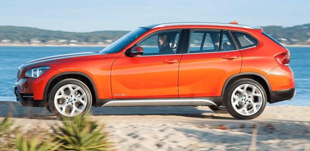 O crossover X1 caiu no gosto do brasileiro e é forte candidato a ser produzido, em nova geração, em SC - Divulgação