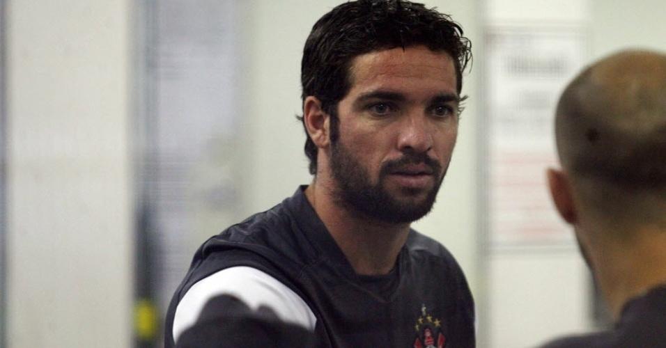 Dênis, ex-jogador do Corinthians
