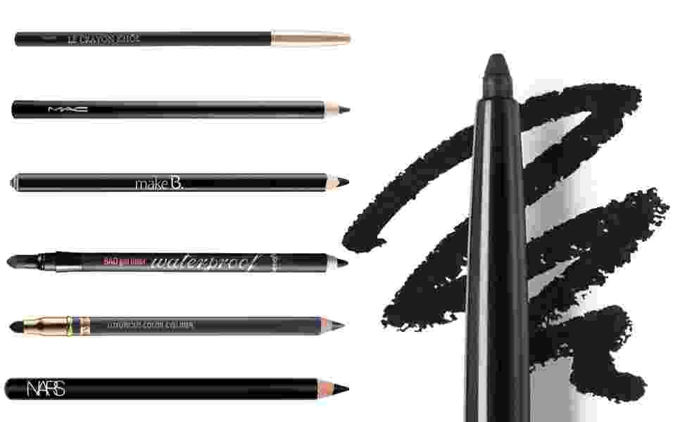 Guia de compras: lápis preto - Divulgação/Montagem UOL