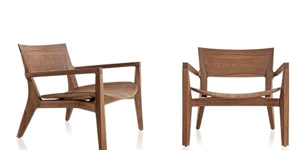 Cadeira Mirah, desenvolvida pelo designer Jader Almeida: um dos projetos brasileiros premiados pelo iF - Divulgação