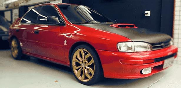 colorir rodas é a nova moda na customização de carros 20 02 2013