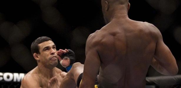 Para Belfort, revanche com Anderson Silva é questão de negociação - AP