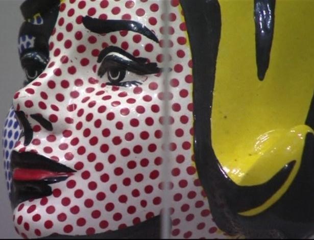 Roy Lichtenstein ficou famoso por seus quadros que reproduzem gibis e propagandas. - BBC/Reprodução