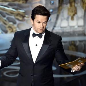 O ator Mark Wahlberg comandou a cerimônia do Oscar 2013 - Getty Images