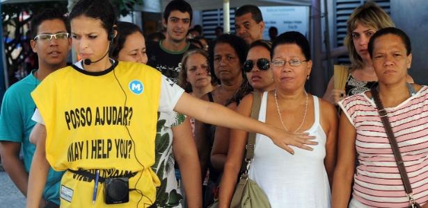 No mesmo dia em que a Agetransp aprovou aumento da passagem de metrô no Rio, uma operação do Procon identificou falhas em estações