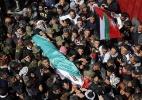 Tensão entre palestinos e israelenses - Majdi Mohammed/AP