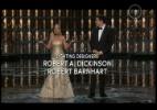 A 85ª cerimônia do Oscar é encerrada com uma música para os perdedores cantada por Seth MacFarlane
