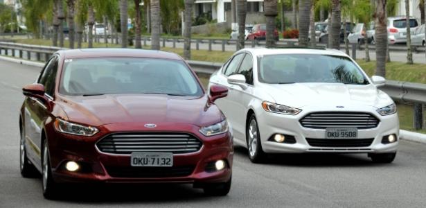 Dos mais de 470 mil carros que a Ford convoca para este recall, 2.720 unidades estão no Brasil - Divulgação