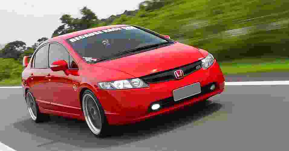 Honda Civic Si - João Mantovani/Fullpower