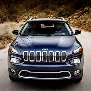 Eis o Jeep Cherokee com visual ousado -- ou horroroso: quem decide é você - Divulgação
