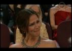 Mulher de Ben Affleck, Jennifer Garner se emociona com discurso do marido, vencedor do prêmio de melhor filme