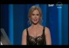 """Nicole Kidman apresenta mais três indicados na categoria de melhor filme: """"Django Livre"""", """"O Lado Bom Da Vida"""" e """"Amor"""""""