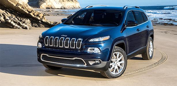 Novo Cherokee: ousadia pouca é bobagem, pelo menos para os designers da Jeep - Divulgação