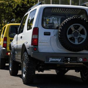 Suzuki Jimny - Divulgação