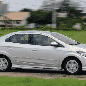 Chevrolet Prisma 1.4 LTZ - Murilo Góes/UOL