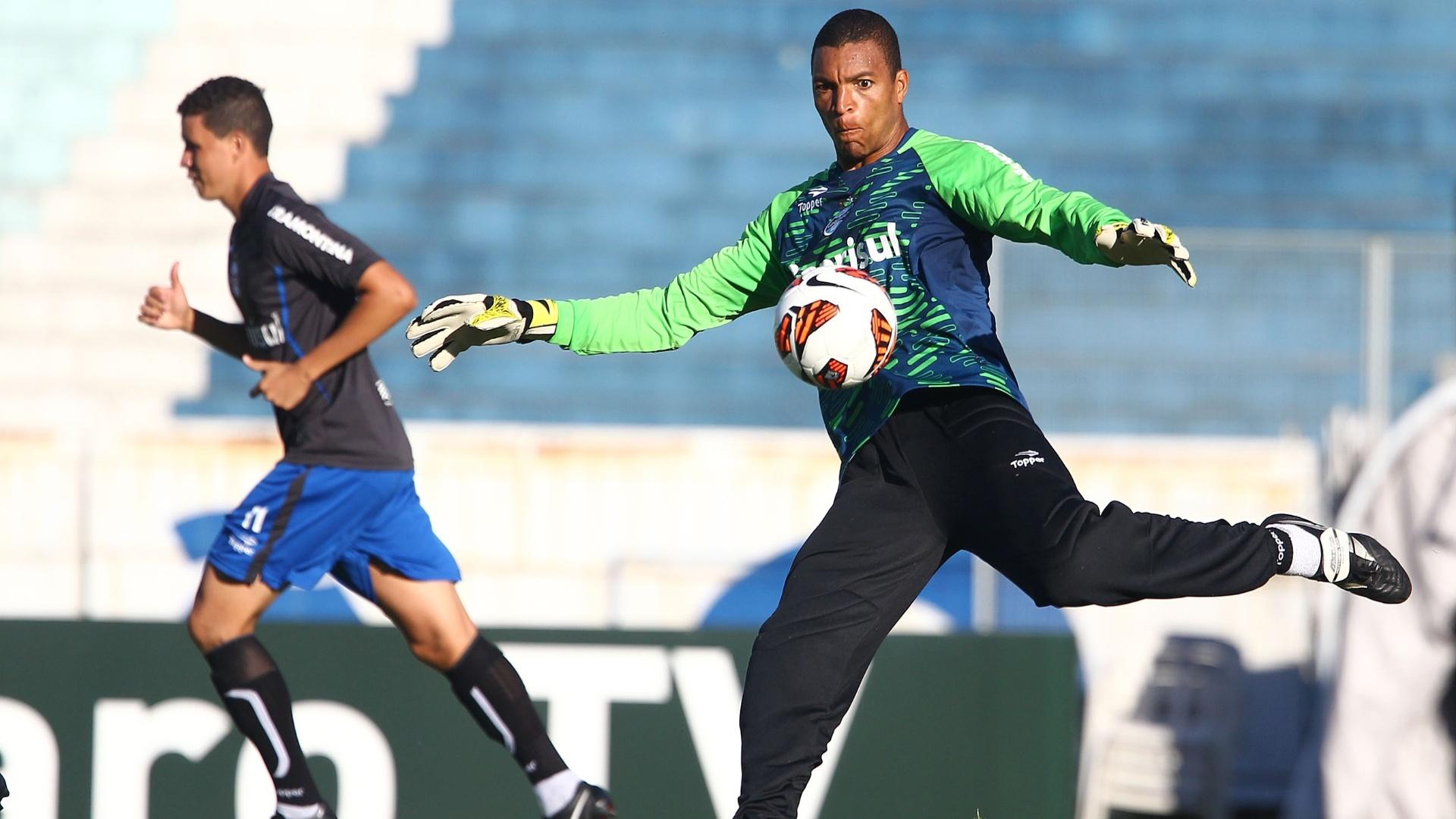 Dida, goleiro do Grêmio