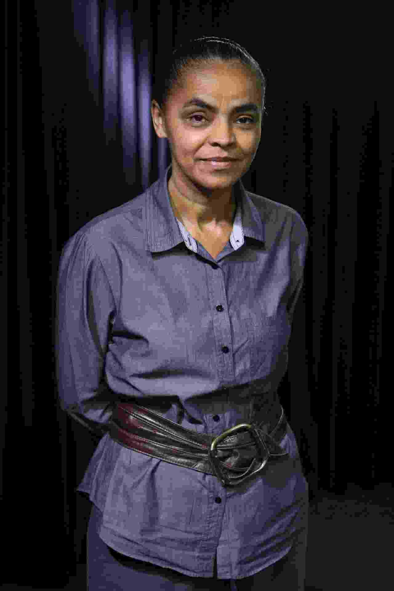 Marina Silva no Poder e Política - Sérgio Lima 26.fev.2013/Folhapress