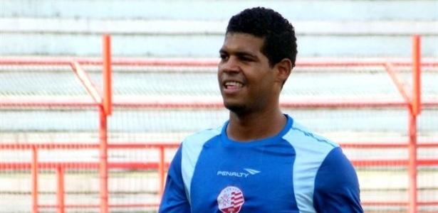 O meia-atacante Renato subiu para o grupo profissional na atual temporada