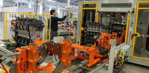 Unidade construída em Joinville (SC) teve investimento de R$ 350 milhões - Divulgação