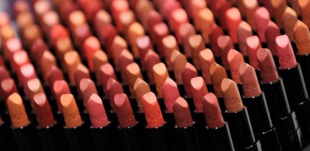A Shiseido anunciou a suspensão dos testes em animais a partir de abril para a fabricação de seus cosméticos de olho no mercado europeu - Yoshikazu Tsuno/AFP