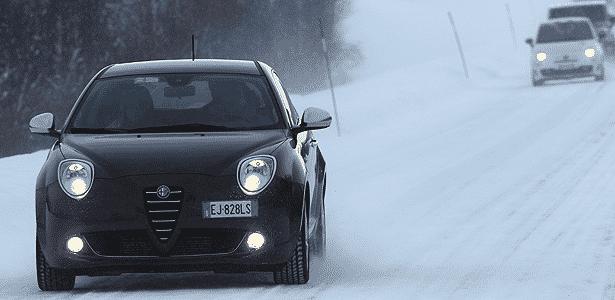 Alfa Romeo Mito: personalidade forte, excelente opção de motor e economia de gasolina - Alberto Alquati/Divulgação